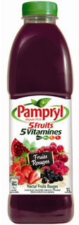 Pampryl Fruits Rouges