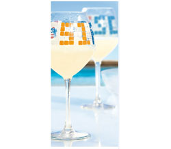 Pastis 51 lance une collection 51 piscine sign e tabas for Verre 51 piscine design tabac